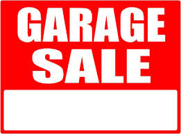 Britton Farms Annual Garage Sale