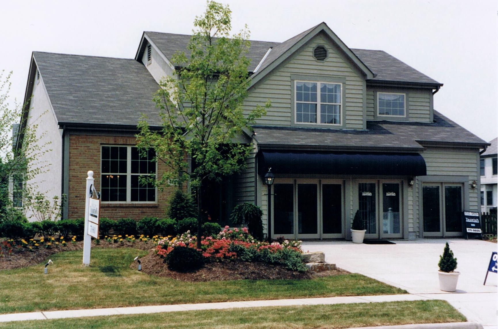 Model Home 1993